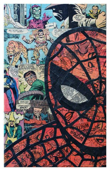 superhero prints 1