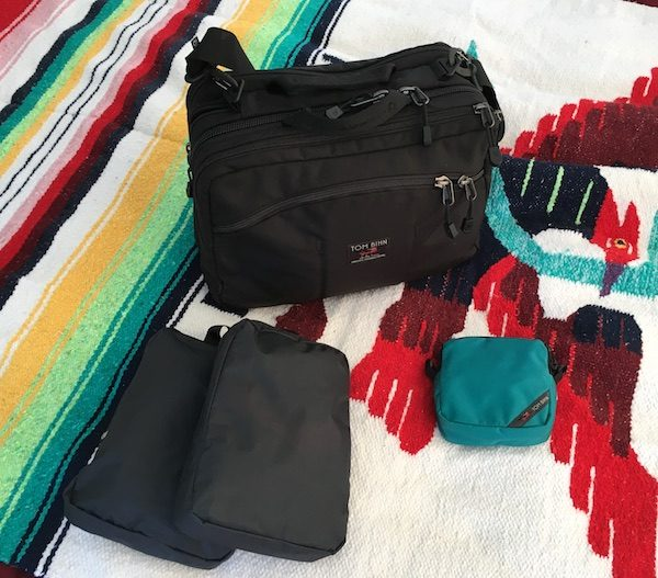 4527327aec Tom Bihn is a legend in the carry community with a reputation for creating  well-designed