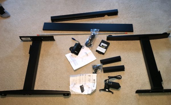 VertDesk V3 Electric standing desk review – The Gadgeteer