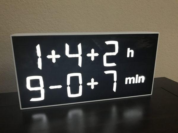 Albert Clock 7