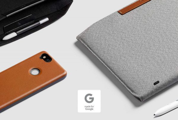 best service 3477f 7fd7c Bellroy introduces a sharp looking set of cases for Google Pixel ...