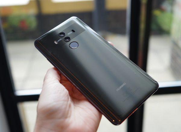 Huawei mate 10 pro 4