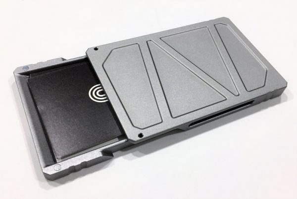 Lioe titan business card holder review the gadgeteer having a good business card holder is a necessity to make a proper business introduction while carrying a card loose in a pocket or wallet may at the onset colourmoves