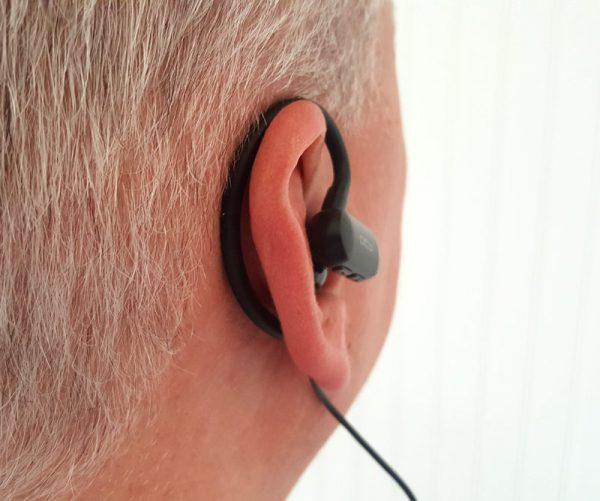 QCY wireless earphones 5