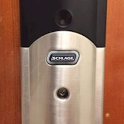 Schlage Connect Touchscreen Deadbolt Door Lock Review
