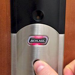 Schlage Connect Touchscreen Deadbolt Door Lock Review