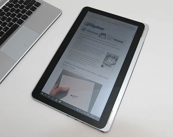 Nextbook Flexx 11a 11 6″ Convertible Touchscreen Tablet PC review