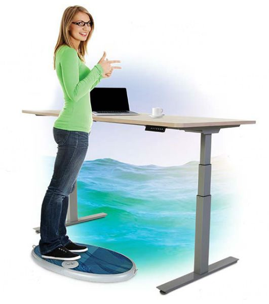 Standing Desks Have Obvious Benefits They Promote To Do Your Daily Office Work Instead Of Sitting In Front Computer All Day