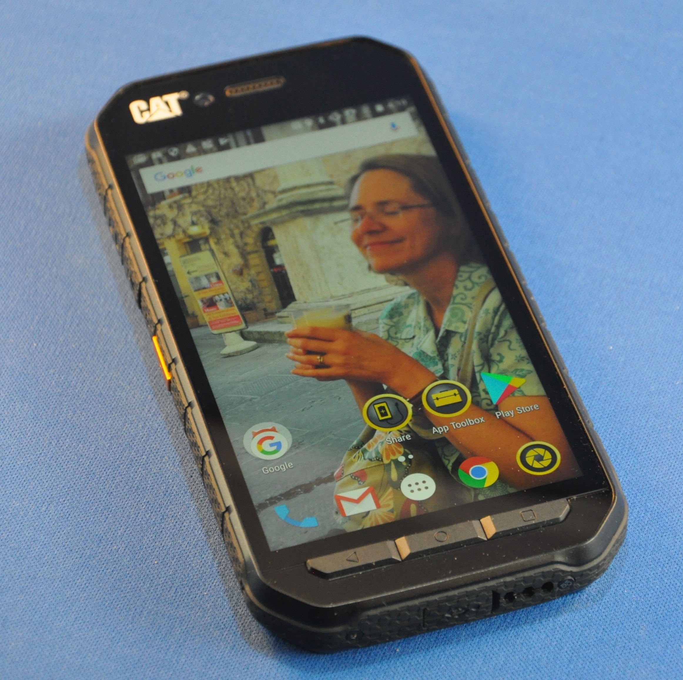 Cat Phones Cat S41 rugged smartphone review – The Gadgeteer