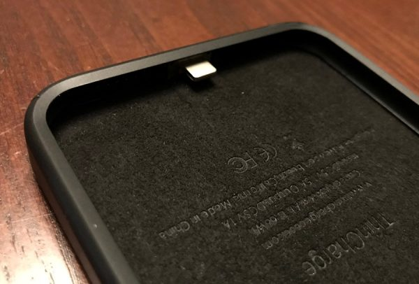 ChargeTech ThinCharge iPhone Battery Case 002