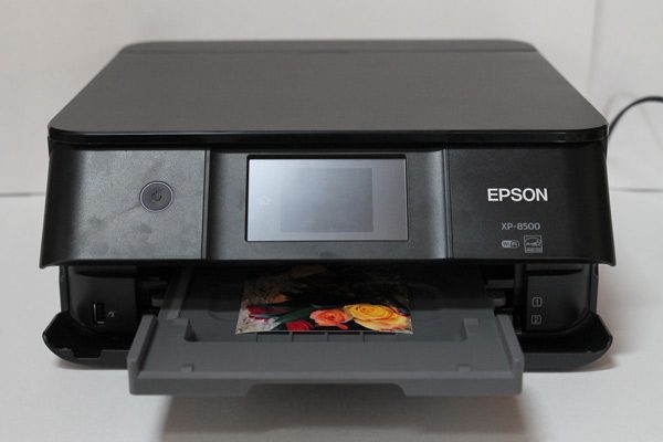 EPSON Expression Photo XP-8500 Printer review – The Gadgeteer