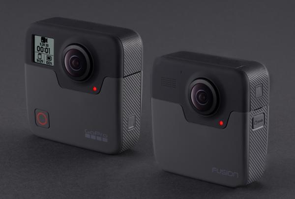 Newsflash – GoPro Fusion 360-degree camera now shipping – SoFun