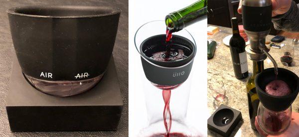 Ullo wine purifier aeration2