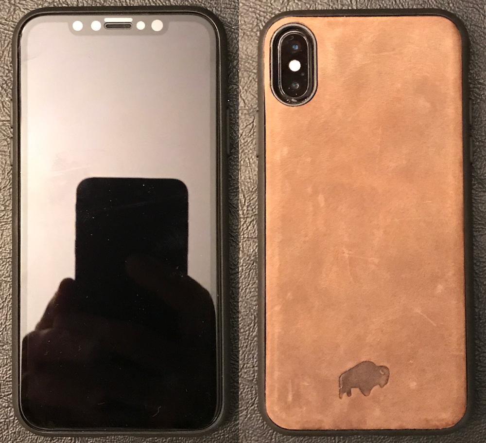 iphone x case detachable