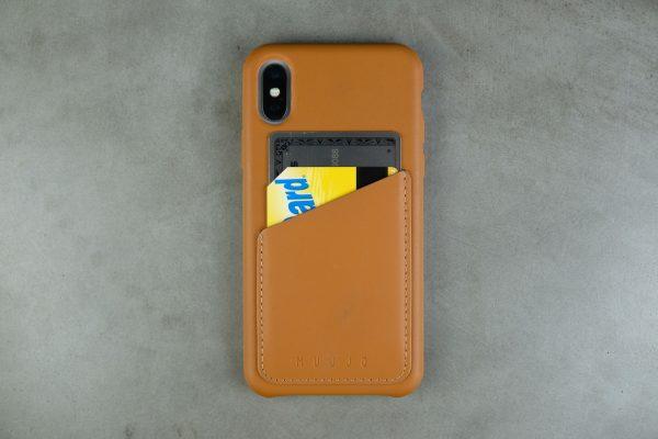 mujjo iphone x case