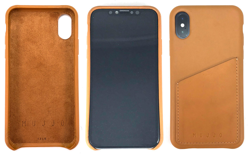super popular c43ce a7337 Mujjo full leather iPhone X case review – The Gadgeteer