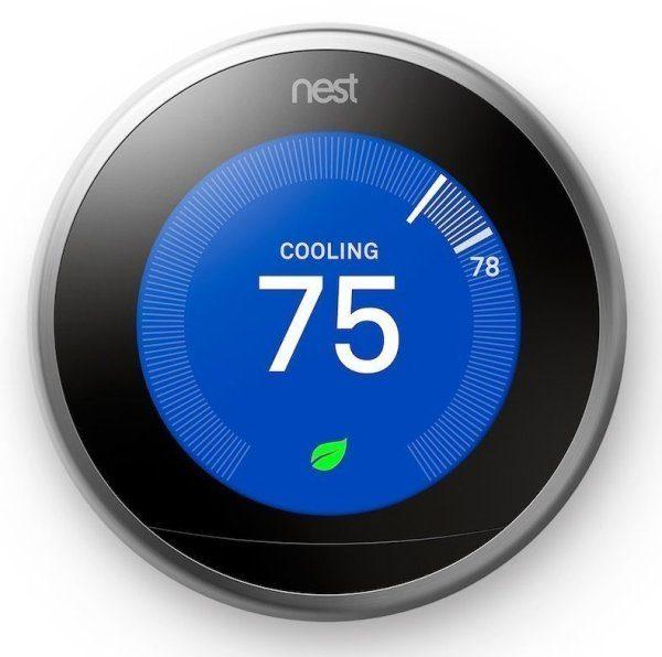 nest thermostat 3rd