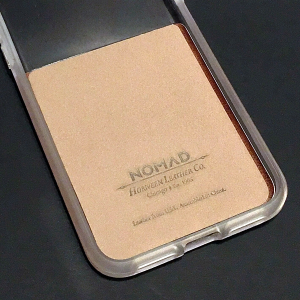 best website 99ea6 5fb9a Nomad Clear Case and Clear Folio iPhone X case review – The Gadgeteer