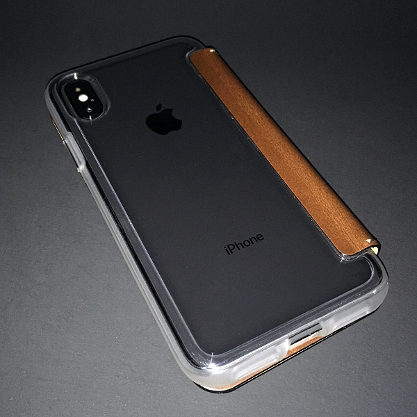 best website 955ef ec21c Nomad Clear Case and Clear Folio iPhone X case review – The Gadgeteer
