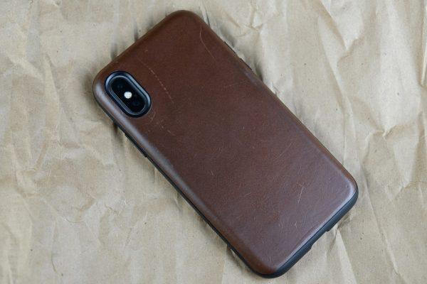 nomad iphone x case