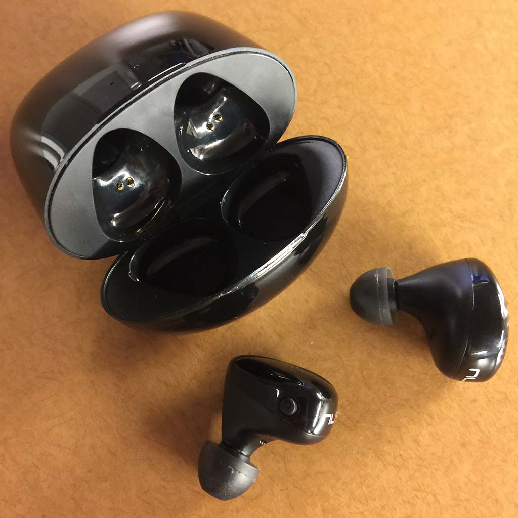 optoma nuforce be free8 bluetooth wireless earbuds review the gadgeteer. Black Bedroom Furniture Sets. Home Design Ideas