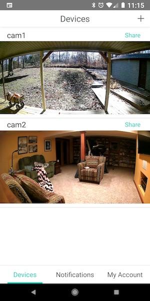WyzeCam security camera review – The Gadgeteer