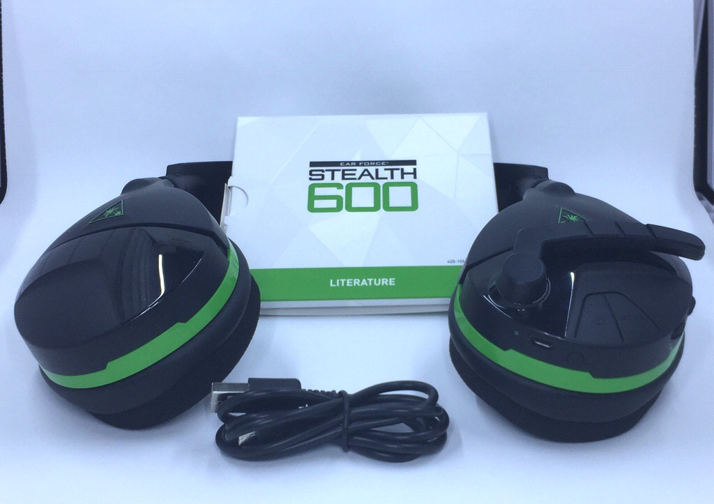 Turtle Beach Ear Force Stealth 600 wireless gaming headset review