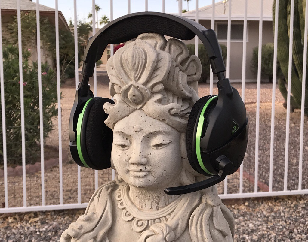 Turtle Beach Ear Force Stealth 600 wireless gaming headset review – The  Gadgeteer