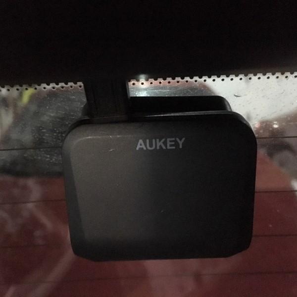Aukey DR02 Dash Cam Review 03 Custom