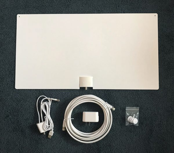 Mohu Leaf Glide Indoor Hdtv Antenna Review The Gadgeteer
