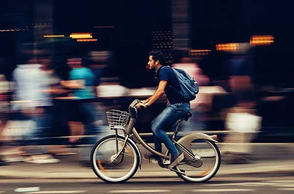 dockless bike