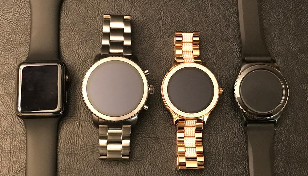 Fossil Q Explorist (& Q Venture) Stainless Steel smartwatch