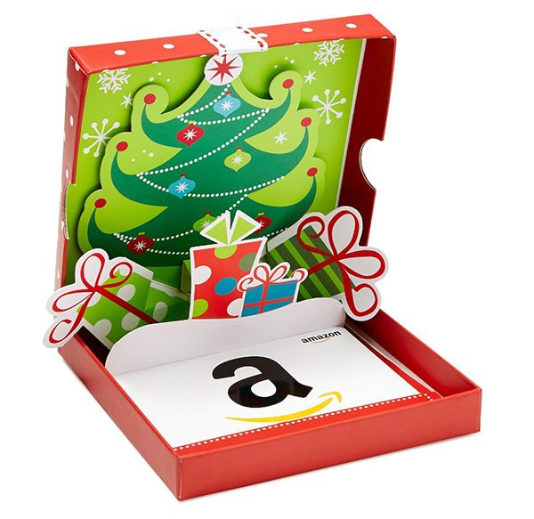 - giftcards 600x583 - Last chance gift ideas for shopping slackers – The Gadgeteer