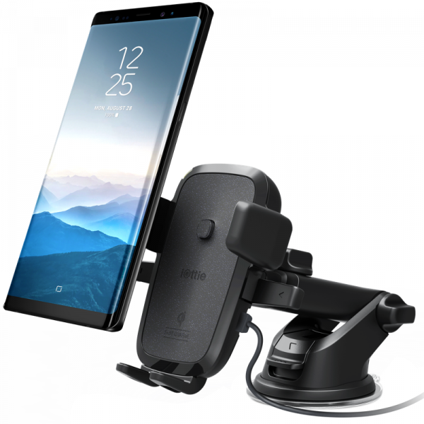 iOttie Easy One Touch 4 Phone car mount review – The Gadgeteer - iottie easy one touch Qi 01 600x600 - iOttie Easy One Touch 4 Phone car mount review – The Gadgeteer