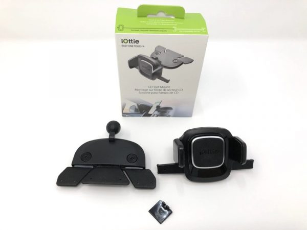 iOttie Easy One Touch 4 Phone car mount review – The Gadgeteer - iottie easy one touch4 CD 02 600x450 - iOttie Easy One Touch 4 Phone car mount review – The Gadgeteer