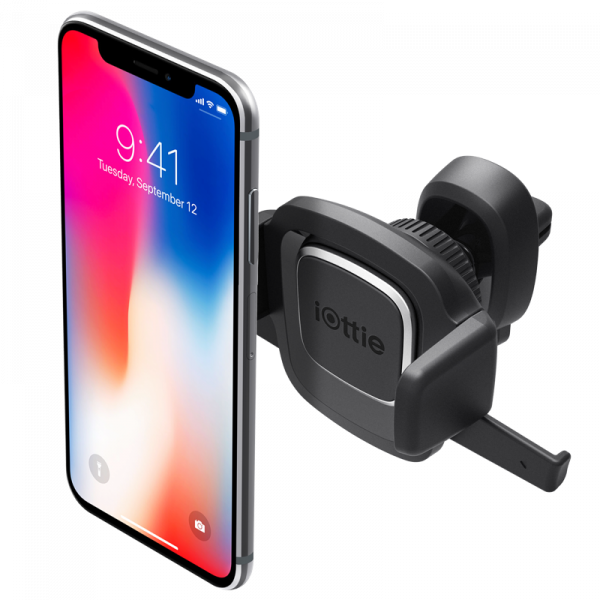 iOttie Easy One Touch 4 Phone car mount review – The Gadgeteer - iottie easy one touch4 vent 01 600x600 - iOttie Easy One Touch 4 Phone car mount review – The Gadgeteer
