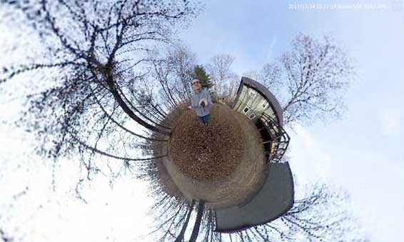 Kodak Pixpro Orbit360 4K VR Camera review – The Gadgeteer - kodak pixpro 14 - Kodak Pixpro Orbit360 4K VR Camera review – The Gadgeteer