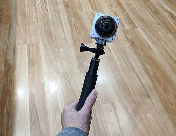 Kodak Pixpro Orbit360 4K VR Camera review – The Gadgeteer - kodak pixpro 16 600x464 - Kodak Pixpro Orbit360 4K VR Camera review – The Gadgeteer