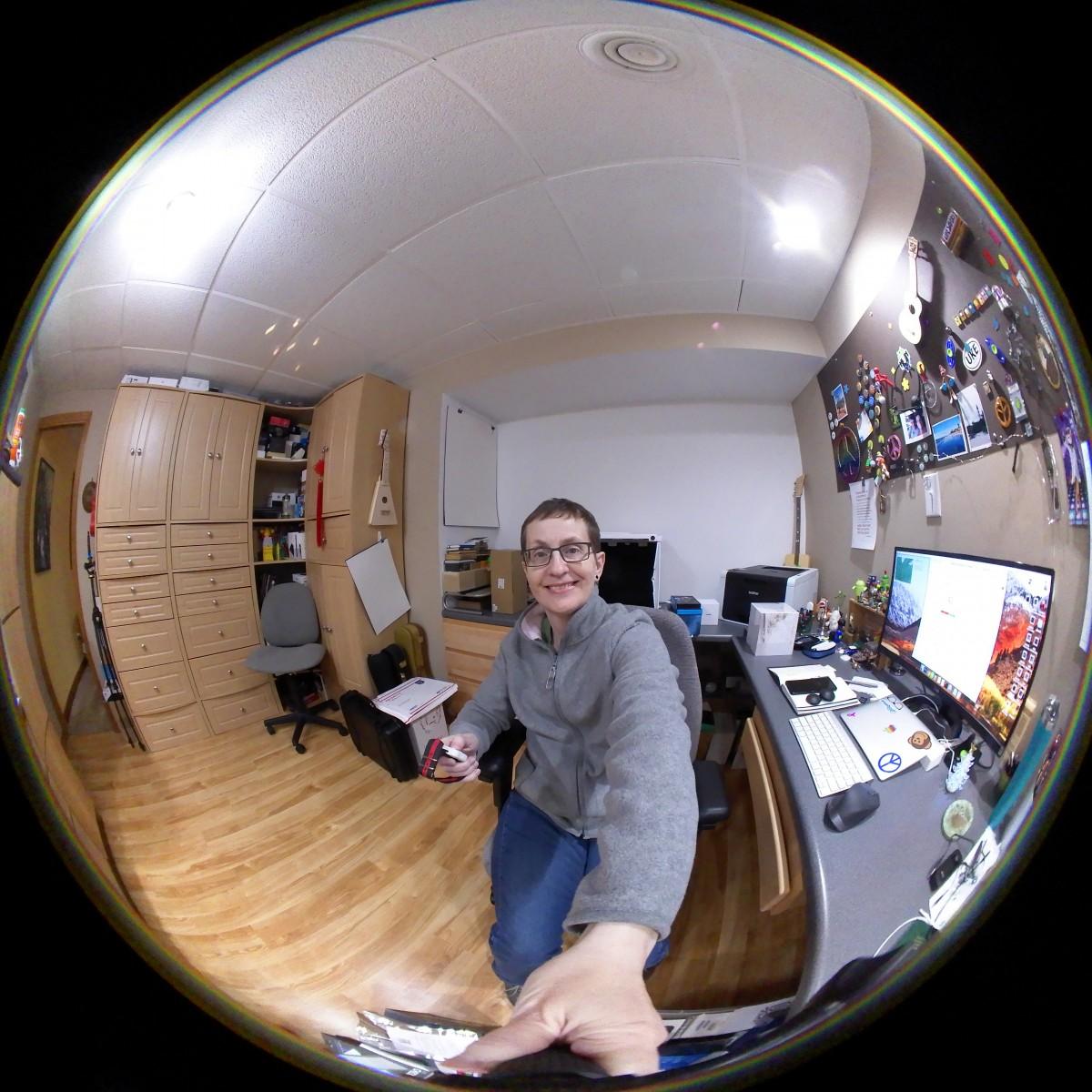 Kodak Pixpro Orbit360 4K VR Camera review – The Gadgeteer