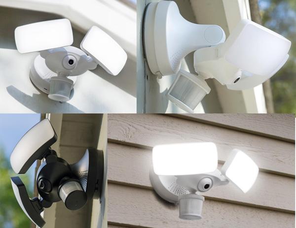 Kuna Announces New Maximus Floodlight Camera The Gadgeteer