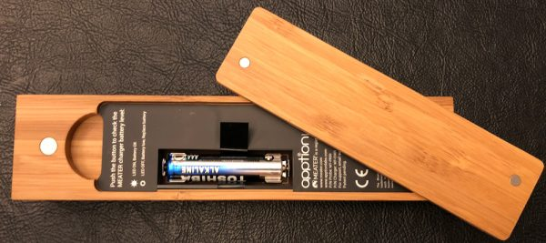 meater probe battery