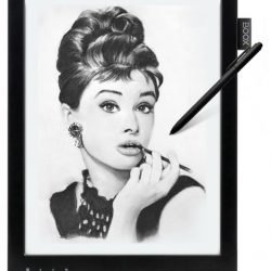 The Onyx Boox Max2 Professional eReader is an Android tablet with an e-Ink screen