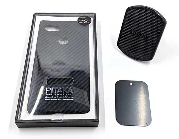 PITAKA Aramid Pixel 2 XL case review – The Gadgeteer - pitaka pixel2xl case 7 600x468 - PITAKA Aramid Pixel 2 XL case review – The Gadgeteer