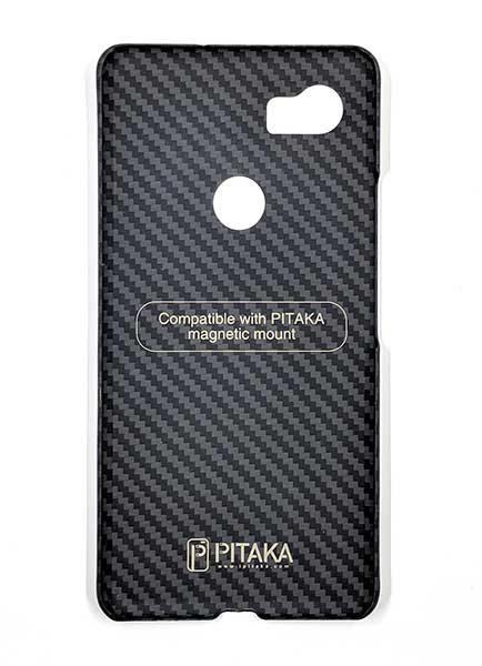 PITAKA Aramid Pixel 2 XL case review – The Gadgeteer - pitaka pixel2xl case 9 434x600 - PITAKA Aramid Pixel 2 XL case review – The Gadgeteer