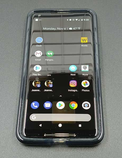 huge selection of 89fc5 ef241 Tech21 Evo Check Pixel 2 XL case review – The Gadgeteer