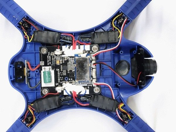 DROCON MJX Bugs 3 drone review     The Gadgeteer