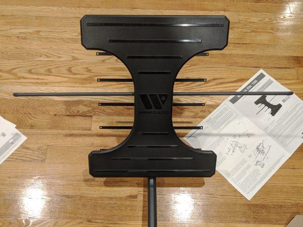 - Winegard Antenna Rev 171617 600x450 - Winegard Elite 7550 Long Range Outdoor HDTV Antenna review – The Gadgeteer