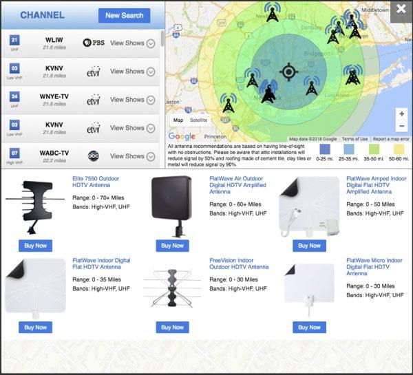 - Winegard Antenna Rev SCR 2018 01 09 600x545 - Winegard Elite 7550 Long Range Outdoor HDTV Antenna review – The Gadgeteer
