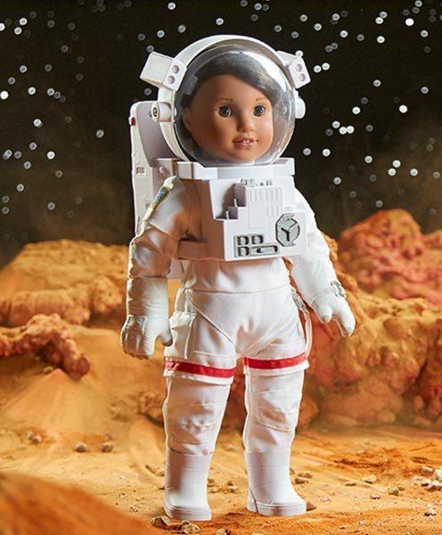 american girl astronaut