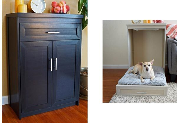 - ecoflex dog murphy bed 600x416 - This murphy bed has gone to the dogs! – The Gadgeteer